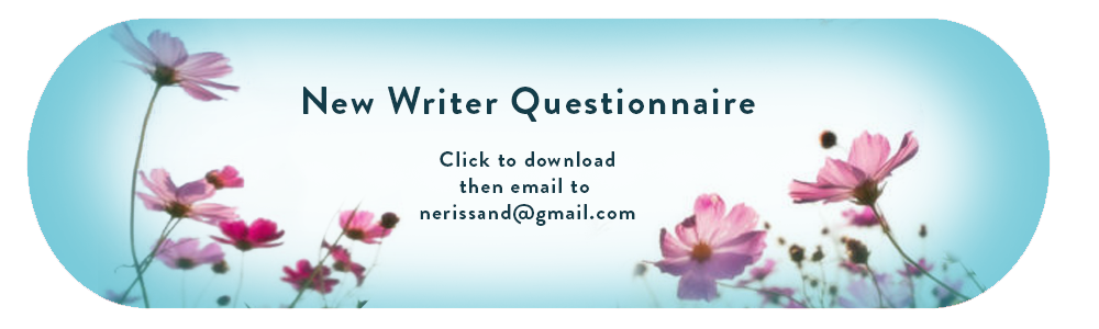 New Writer Questionnaire